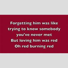 red taylor swift lyrics youtube - Red Shoes Christmas Song