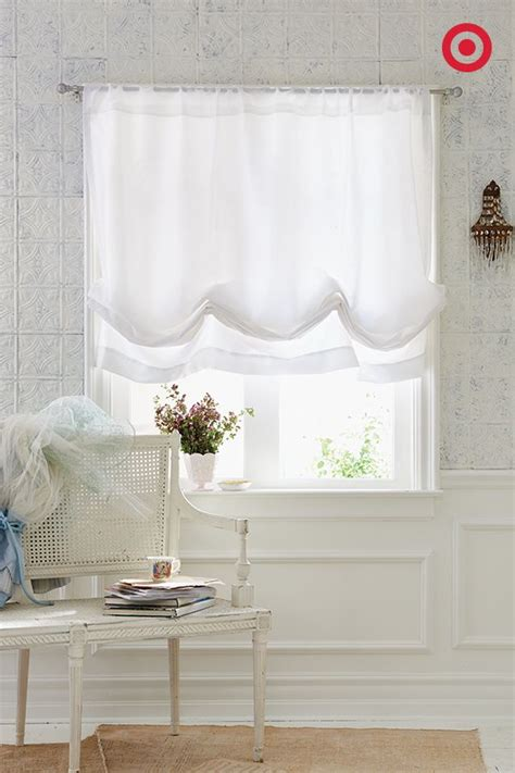 balloon shades for bedroom this airy shade from simply shabby chic pairs