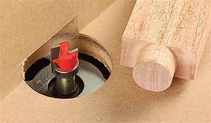 Jig-made Round Tenons - Woodworking Blog Videos