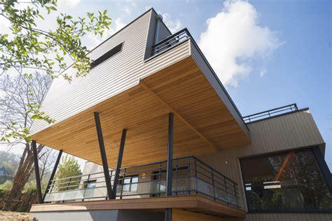 philippe zerbib architecte maisons 224 ossature bois sur 233 l 233 vations et extensions bois