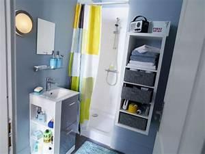 des astuces pour optimiser une mini salle de bains With idee entree de maison 3 amenager son entree meubles amp decoration alinea