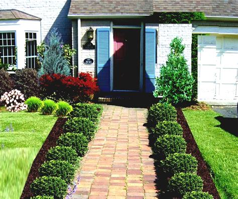 simple flower bed ideas garden and patio narrow side landscaping ideas around