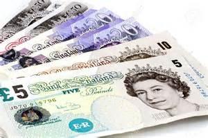 Pound English Money