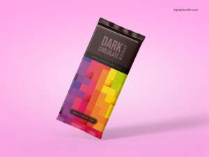 Very simple edit with smart layers. Chocolate Bar Mockups PSD - Free PSD, vectors and Mockups ...
