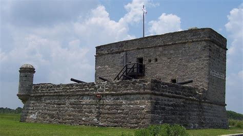 Fort Matanzas National Monument (u.s. National Park Service