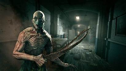 Ps4 Games Horror Upcoming Outlast
