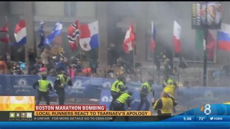 Local runner reacts to Boston Marathon bomber's apology ...