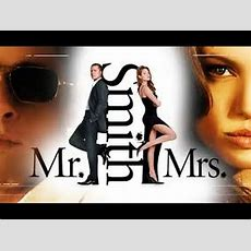 Mr & Mrs Smith (2005) Movie Review By Jwu  Youtube