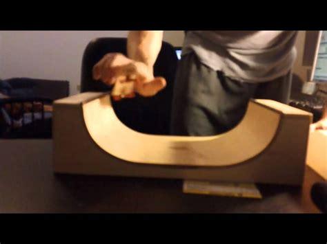 tech deck half pipe argos tech deck wooden sk8 r half pipe