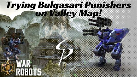 Trying Bulgasari Punishers On The Valley Map