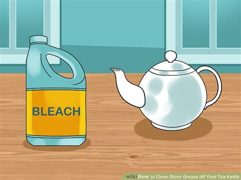 3 Ways To Clean Stove Grease Off Your Tea Kettle  Wikihow. Restaurants On Kitchen Nightmares. Kitchen Cabinet Styles And Colors. Installing Ikea Kitchen. Crystal Knobs For Kitchen Cabinets. White Kitchen Island With Stainless Steel Top. White Kitchen With Stainless Appliances. Smitten Kitchen Blueberry Crumb Bars. Firefly Tapas Kitchen And Bar