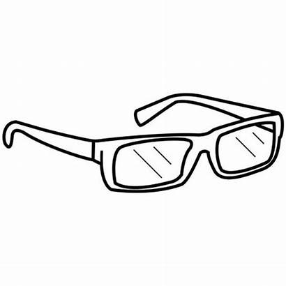 Coloring Pages Eyeglasses