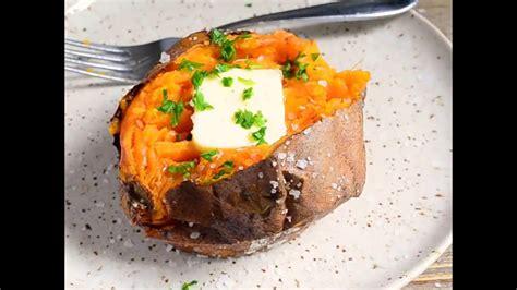 sweet whole potato fryer air recipe