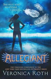 Allegiant U.K. Cover Shows Tris Prepared To Make Her Final ...