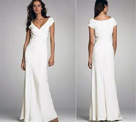 white casual wedding dress white wedding dresses casual images inofashionstyle