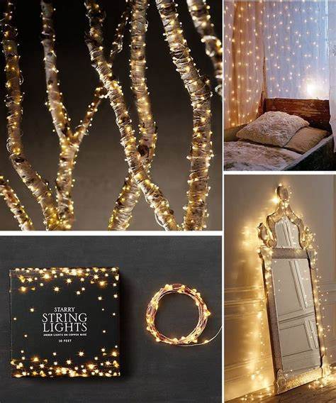 starry string lights veintiochoymedio showroom