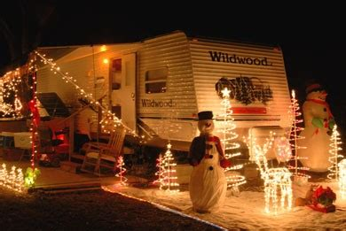decorate  rv   holidays pictures