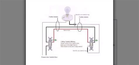 3 way switch wiring diagram 34 wiring diagram