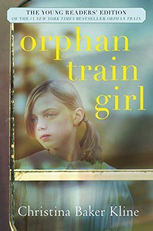 orphan train girl  christina baker kline