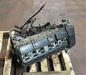 Bmw E46 323i Engine Motor M52tu B25 Inline 6 Cylinder