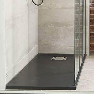 douche salle de bains leroy merlin With carrelage adhesif salle de bain avec barre de led