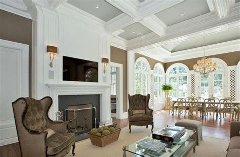 Stone Living Room Nj by Estate Of The Day 48 Million Stone Mansion In Alpine