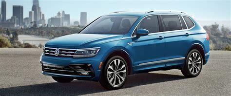 2018 volkswagen tiguan dimensions volkswagen tiguan cargo space. New 2020 Volkswagen Tiguan SUV | VW Sales near Lancaster, OH