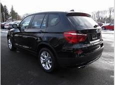 Export Used 2012 BMW X3 XDRIVE 35 SPORT BLACK ON BLACK