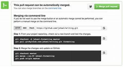 Merge Squash Git Pull Command Request Commit