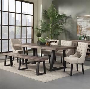 Gracie Oaks T J  6 Piece Dining Set  U0026 Reviews