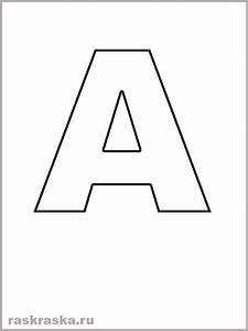 Letter Outlines Printable Alphabet Printable Images Gallery Category Page 10
