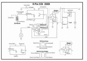 Scooter Racing Cdi Wiring Diagram