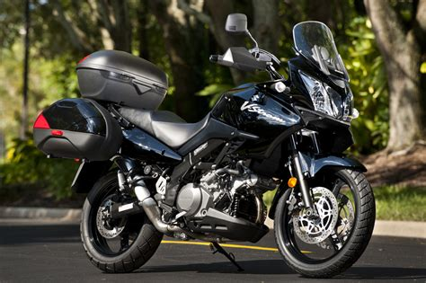 2012 Suzuki V-strom 1000, V-strom 1000 Adventure And V