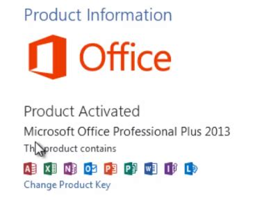 activate microsoft office 2013 how to activate microsoft office professional 2013