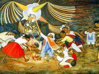 diego rivera rockefeller mural analysis 16 best images about artista diego rivera on