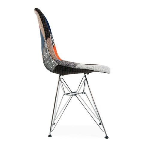 chaise eames patchwork chaise dsr great dsr high bar stool with chaise dsr