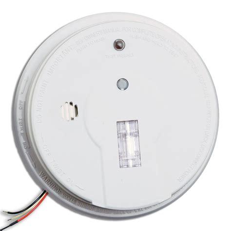 kidde 40382 120 volt smart hush smoke alarm with safety