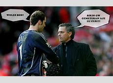 Funny Moment Skill 'Greget' Petr Cech Serta Reaksi
