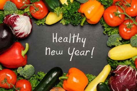Start Your Healthy New Year!  Jackson County Public Library