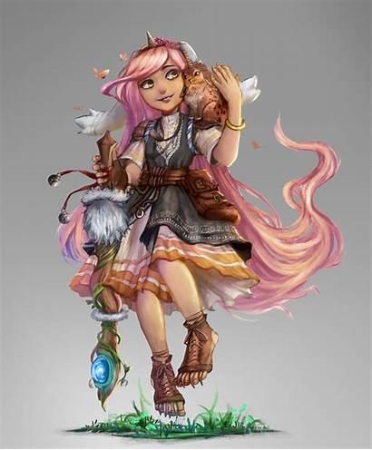 Character Characters Artstation Glannon