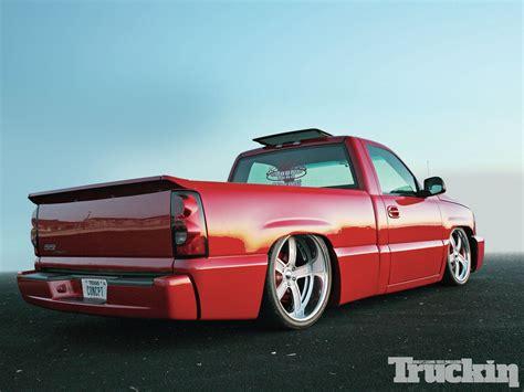 Dropped Chevy Truck Wallpaper by 2007 Chevy Silverado Imitator Ss Static Drop Truckin