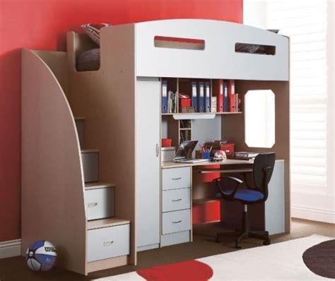 Space Saver Desk Bed by Children Space Saver Bunk Beds Loft Beds Bunk Beds