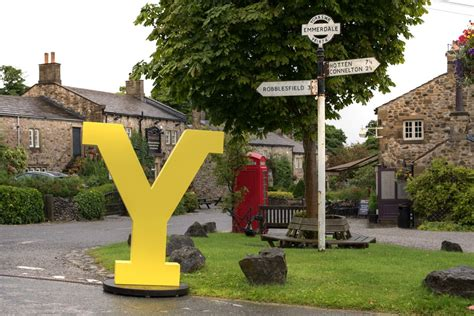Stray FM - News - Y marks the spot on Yorkshire Day