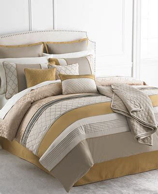 closeout calista 10 piece queen comforter set bed in a