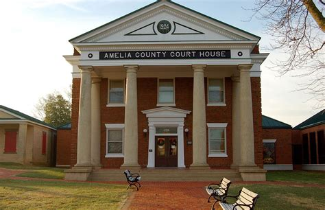 Court House - amelia courthouse virginia