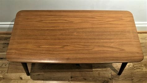 Classic coffee tables are easy on the eyes as well as highly functional. Vintage 70'S Mid Century Small Teak Formica Formwood Coffee Table | in Edinburgh | Gumtree