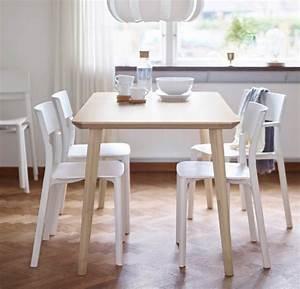 Ikea Esstisch Mit Stühlen : die besten 25 esstisch mit st hlen ikea ideen auf pinterest traditionelle esszimmerst hle ~ Watch28wear.com Haus und Dekorationen