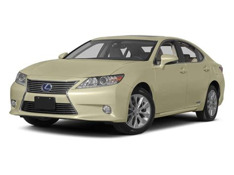 Preowned 2013 Lexus Es 300h Hybrid 4dr Car On Guam