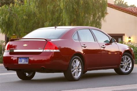 chevrolet impala  sale pricing features