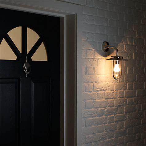 buy astro montparnasse outdoor lantern wall light lewis